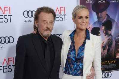 French rock star, Johnny Hallyday, dies at age 74