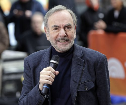 Neil Diamond thanks fans for 'love and support'