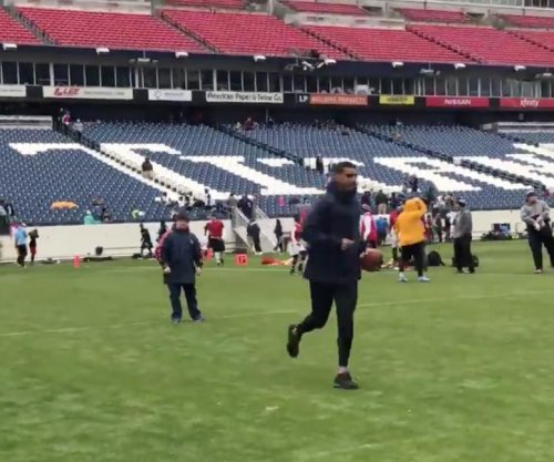 Marcus Mariota stays at Special Olympics event until every kid makes catch