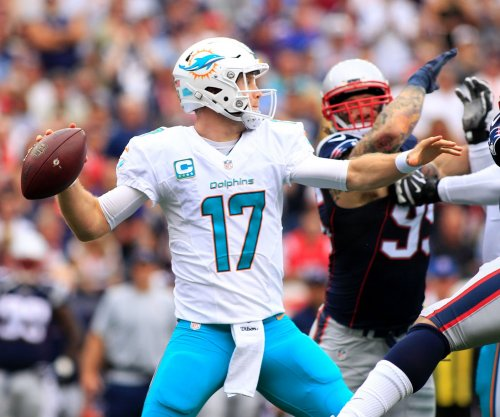 Dolphins QB Tannehill cleared to play