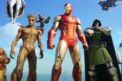 Marvel heroes, villains join 'Fortnite' Season 4 for 'Nexus War'