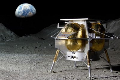 First U.S. robotic moon lander since Apollo era planned for mid-2021