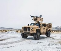Oshkosh nabs $911M for JLTVs for U.S., Lithuania, Brazil, Macedonia