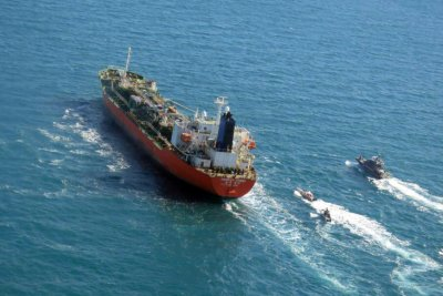 Iran releases South Korean tanker and crew captured at sea