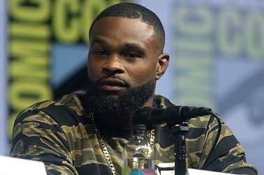 Ex-UFC star Tyron Woodley won't underestimate Jake Paul in boxing debut