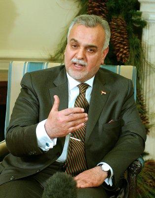 Kurds won't arrest Iraqi vice president