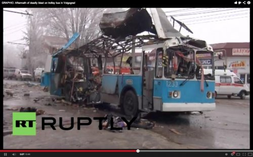 Volgograd under state of emergency