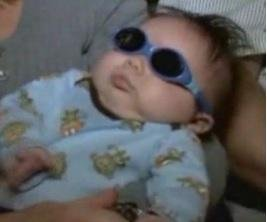 Baby in Arizona born without eyes
