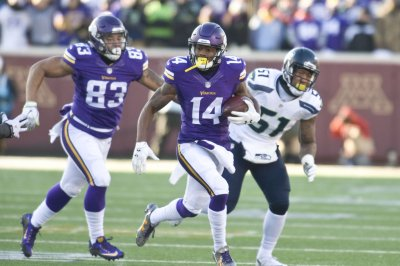 Minnesota Vikings WR Stefon Diggs battling groin injury