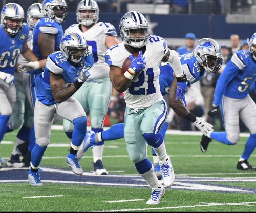 "Dallas Cowboys' Ezekiel Elliott ""not worried at all"" about Green Bay Packers"