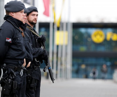 Suspect arrested in Borussia Dortmund bus 'terrorist' attack