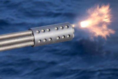 Raytheon receives Phalanx CIWS contract