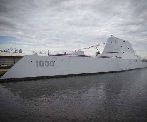 DRS to provide power distribution systems for Zumwalt-class destroyer