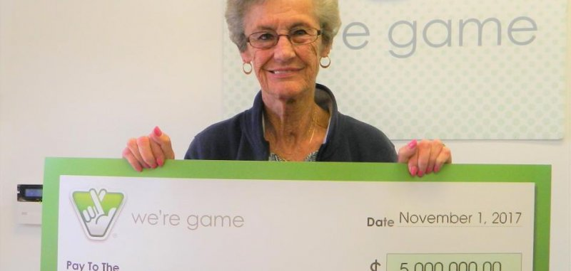 Look: Woman's lottery hot streak wins her $5,000, $500 and