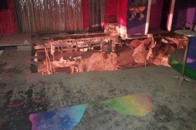 Dozens injured in Tenerife nightclub dance floor collapse