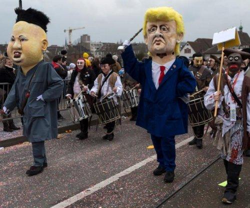 3-day Lenten carnival kicks off in Switzerland
