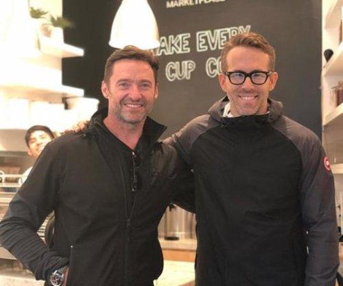 Blake Lively jokes about Ryan Reynolds' bromance with Hugh Jackman