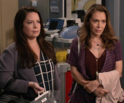 'Grey's Anatomy': Alyssa Milano, Holly Marie Combs to appear in Season 16