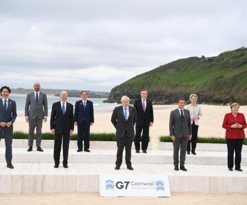 Pandemic, global warming take center stage at G7 Summit
