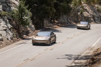 EPA rates Lucid electric vehicle at 520 miles, further than any other EV