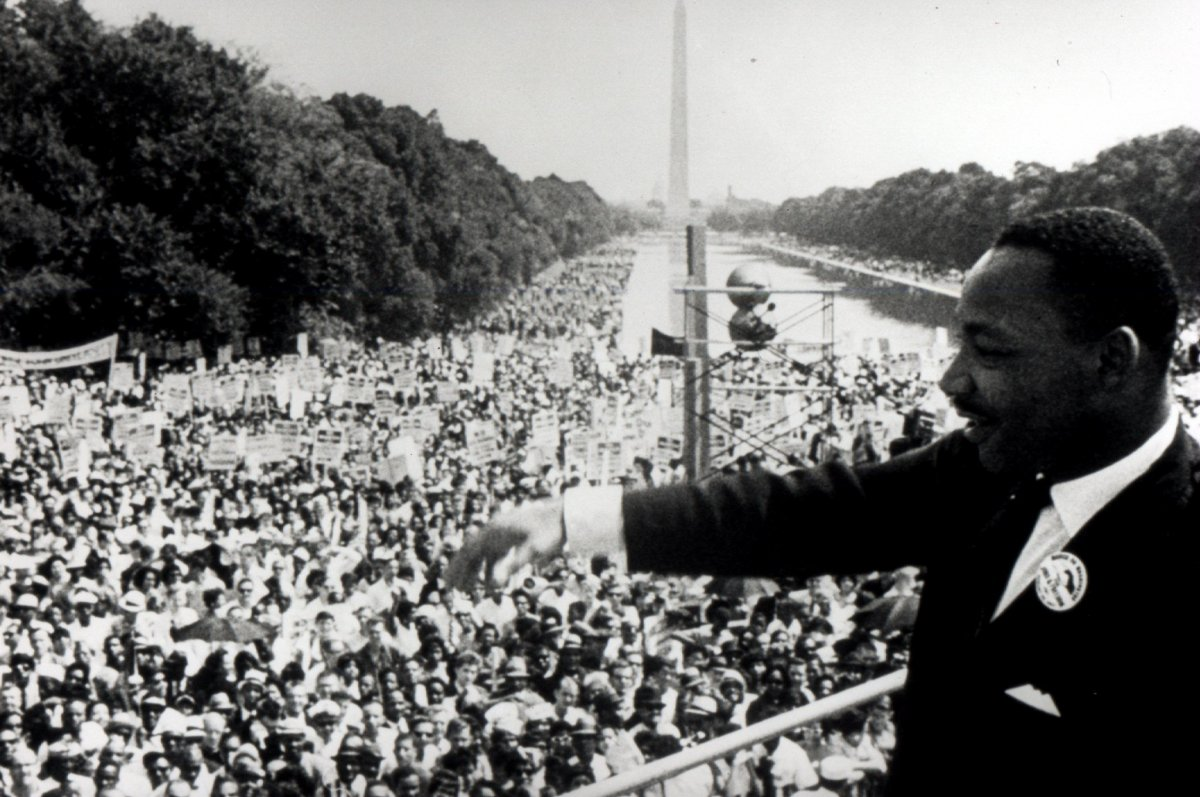 Should the MLK holiday be banned?