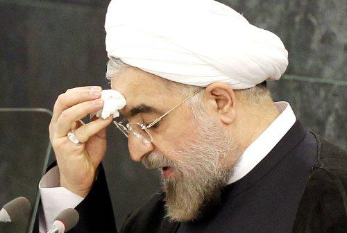 Netanyahu says Rouhani's speech 'cynical'