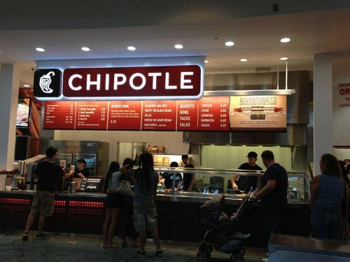 Many Chipotle customers underestimate calories of a burrito