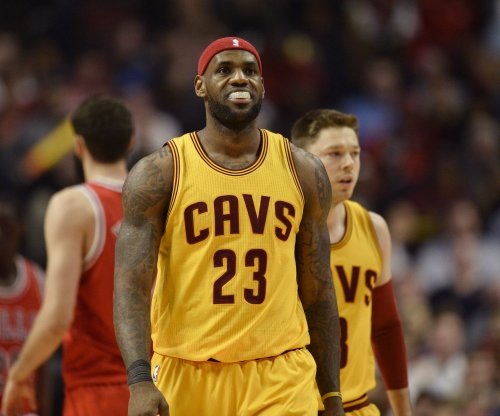 James, Cleveland Cavaliers beat Indiana Pacers to clinch playoff berth