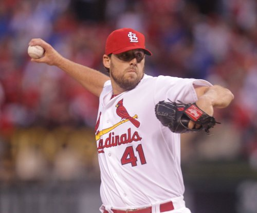 John Lackey, St. Louis Cardinals stymie Chicago Cubs in opener