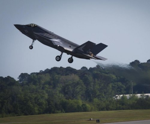 Lockheed receives $323 million F-35 contract