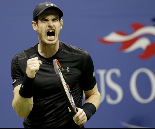 Andy Murray cruises in first round of U.S. Open