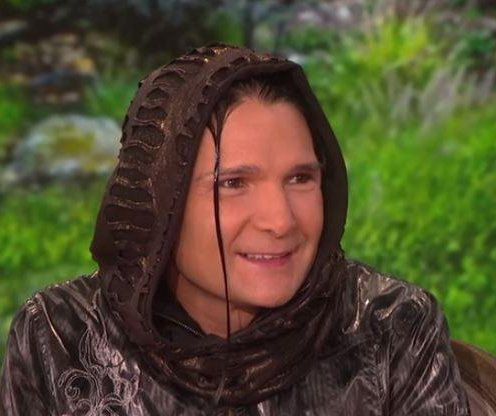 Corey Feldman on 'Today' show performance: 'It wasn't that weird'