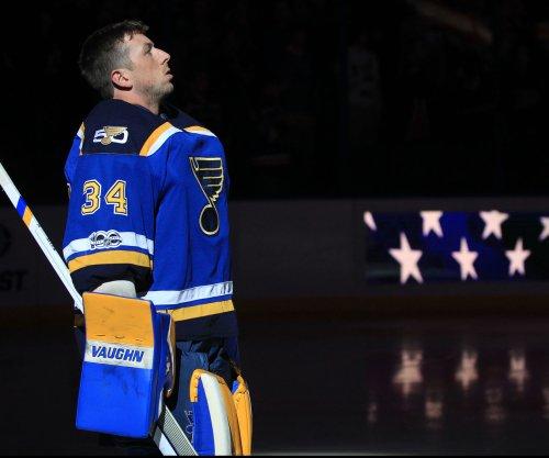 Joel Edmundson's late goal sends St. Louis Blues past Anaheim Ducks