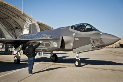 Luke AFB stands up F-35 squadron for Netherlands, Denmark's F-35 training