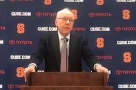 Boeheim: Crash's death 'will be with me for the rest of my life'