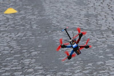 At least 10 held for flying drones in restricted airspace at Heathrow