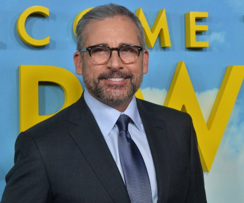 'Irresistible': Steve Carell helps ex-Marine run for office in trailer