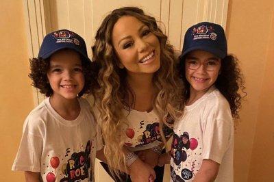 Mariah Carey throws twins a virtual 9th birthday party