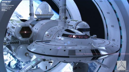 NASA reveals Star Trek-like spacecraft concept