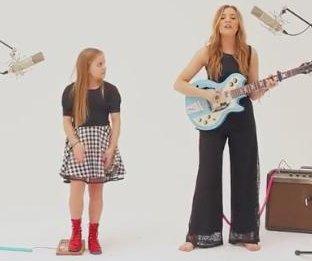 'Nashville' stars Lennon and Maisy release impresive 'Boom Clap' cover