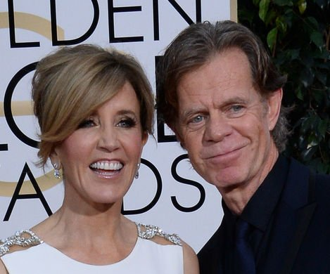 Felicity Huffman was 'so scared' to marry William H. Macy