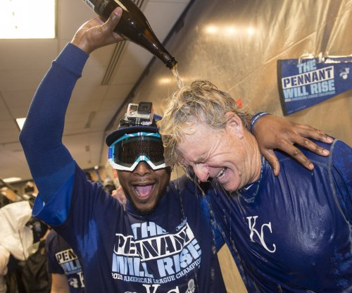 Kansas City Royals SS Alcides Escobar wins ALCS MVP