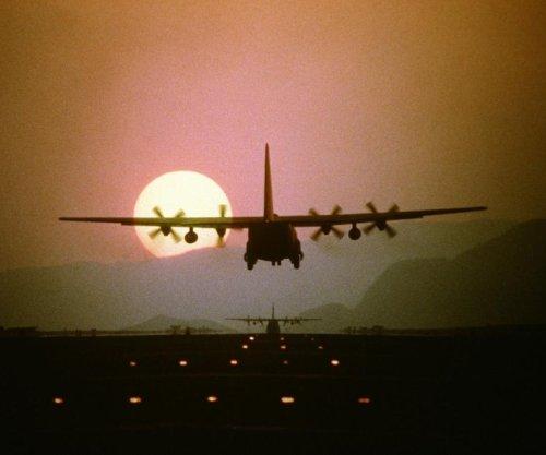 Lockheed Martin breaks ground for C-130J training center
