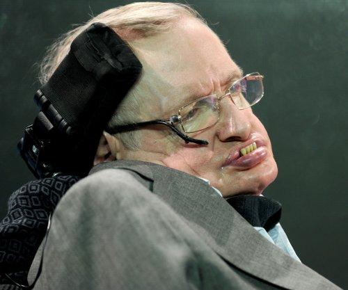 Stephen Hawking hospitalized in Rome