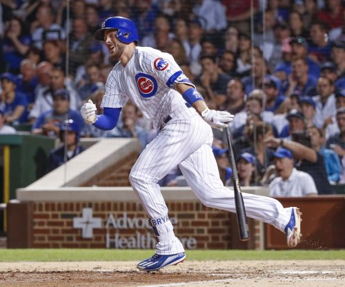 Chicago Cubs power way to win over San Francisco Giants