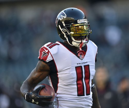 Atlanta Falcons GM on WR Julio Jones: 'We're in a great spot'