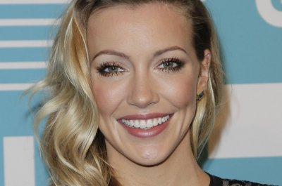 Katie Cassidy shares wedding photo on Instagram
