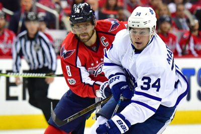 Toronto Maple Leafs star Auston Matthews signs five-year deal