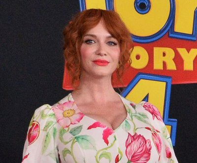 Christina Hendricks, Geoffrey Arend split after 10 years of marriage