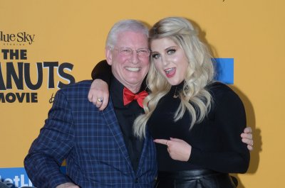 Meghan Trainor's dad hit by car, hospitalized